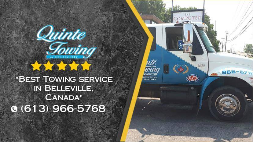 Belleville Roadside Assistance, Belleville Towing Service